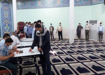 حضور پرشور گلگهریها در انتخابات