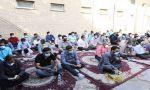 مراسم دعای روز عرفه در گلگهر برگزار شد