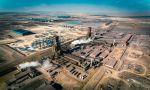 افزایش ۷ونیم درصدی تولید در شرکت توسعه آهن و فولاد گل گهر